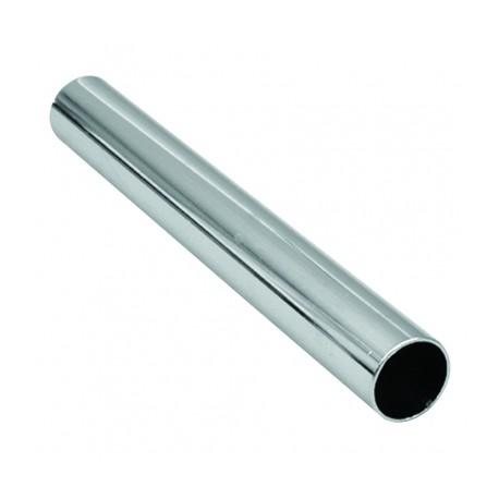 tubo de 3 metros cromado