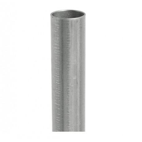 tubo Ø 34,5 de 3 metros zincado