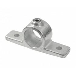 soporte estante doble zincado