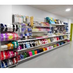 Estanteria textil