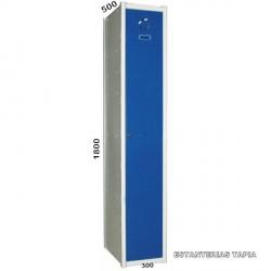 taquilla modular 1 puerta