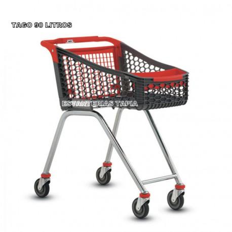 CARRO AUTOSERVICIO TANGO 90 L