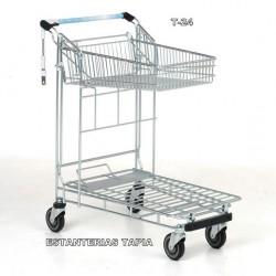 Carro transporte T24