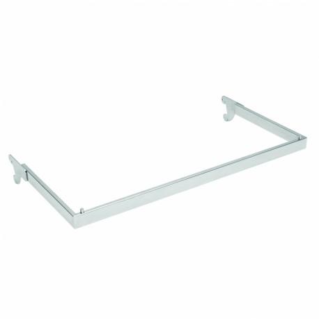barra colgadora de 60 rectangular