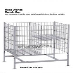 Mesa Ofertas Duo