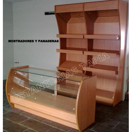 Modulo Panadería 01