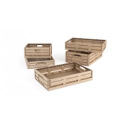 caja imitacion madera 60*40*21