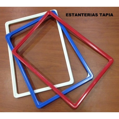 marcos de plastico A4
