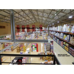 Estanteria Cash and Carry