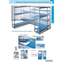 Estanterias para camaras frigorificas