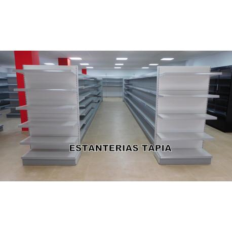 Mobiliario supermercados