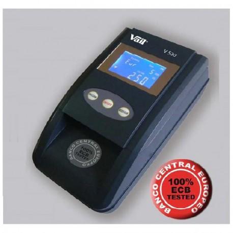 detector de billetes vail V 530